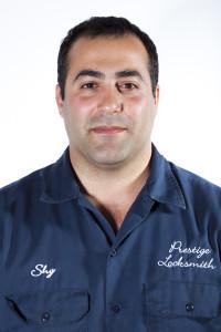 Owner of Prestige Mobile Locksmith Services