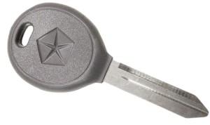 dodge key blank